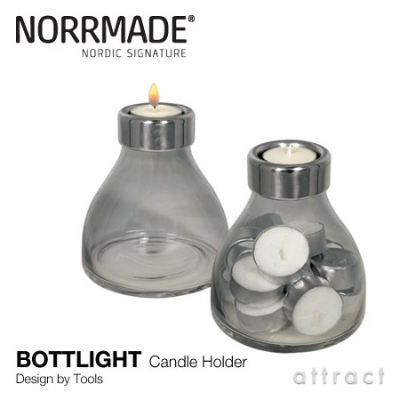 NORRMADE BOTTLIGHT Tealight Candle Holder