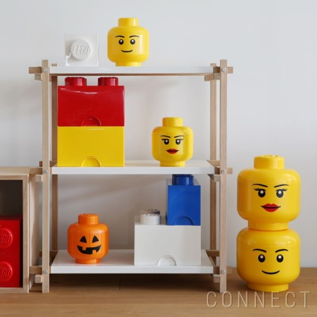 LEGO STORAGE HEAD