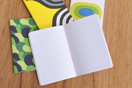marimekko MINI ECO JOURNALS ミニノート4冊セット