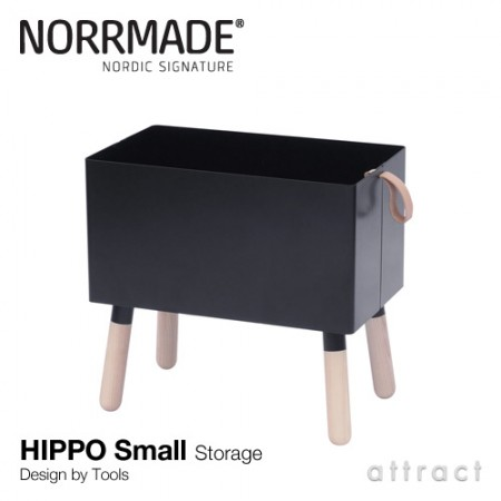 NORRMADE  HIPPO Small Strage Box
