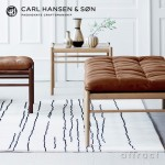 お洒落ラグ。Carl Hansen & Son  Woodlines