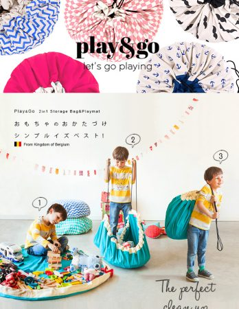 Play&Go 2in1 Storage Bag&Playmat