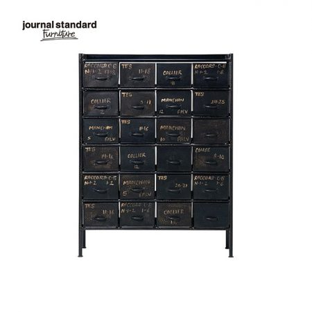 古びすぎ。journal standard Furniture  GUIDEL 24DRAWER CHEST