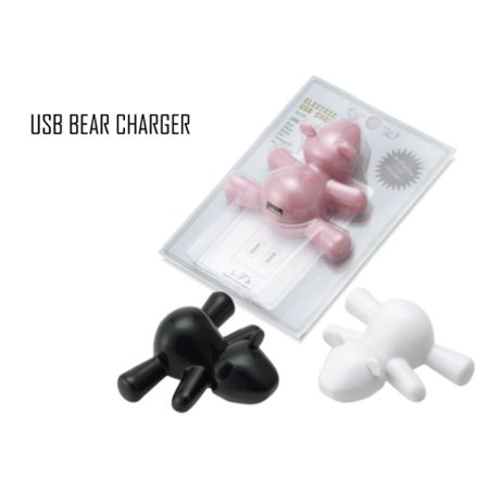 USB BEAR CHARGER/USBベアチャージャー