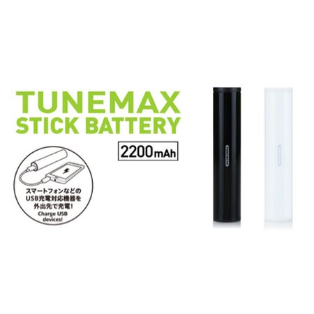 TUNEMAX STICK BATTERY