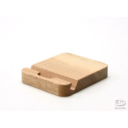 Wood stand for iPad