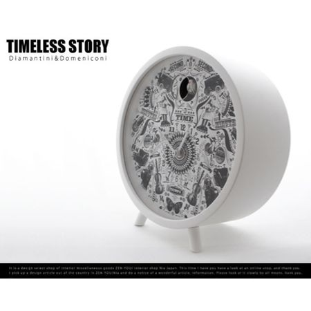 TIMELESS STORY CLOCK / タイムレス ストーリー クロック