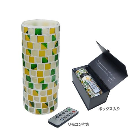 LED キャンドル FLAMELESS CANDLE MARRAKECH
