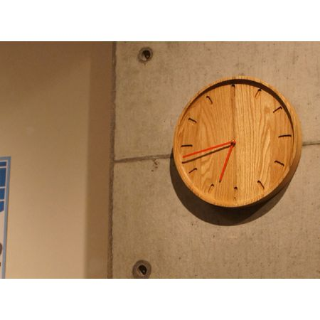 H-our wall clock