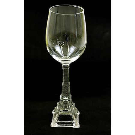 "EIFFEL TOWER GLASS ""WINE""  ワイングラス"