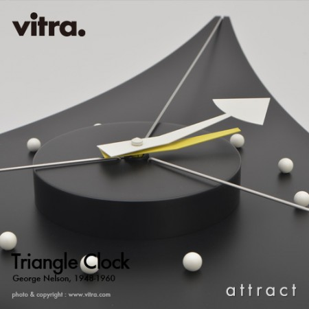 vitra(ヴィトラ) Triangle Clock