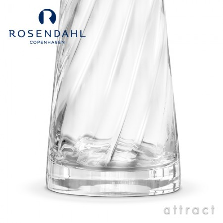ROSENDAHL Filigran Solitair Optik Flower Vase