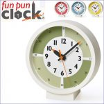 レムノス fun pun clock with color! for table