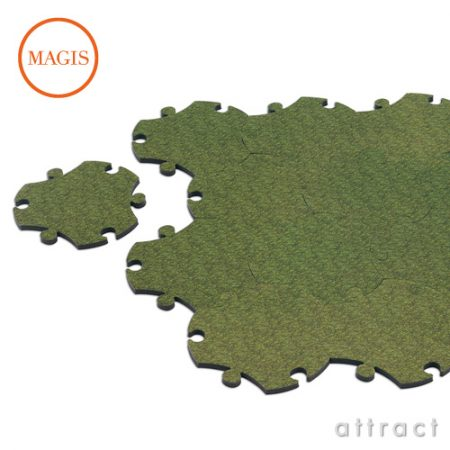 MAGIS  me too collection PUZZLE CARPET