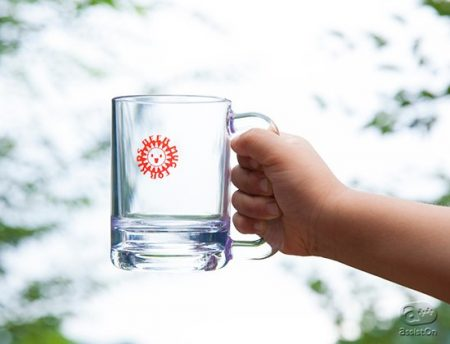 Tritan製。BEER MUG FOR KIDS