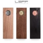 LEFF amsterdam – Tube Wood Clock