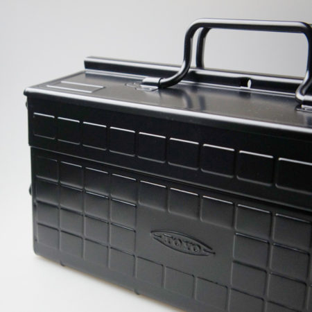 STEEL TOOL BOX【ST-350】 /  &NUT  工具箱