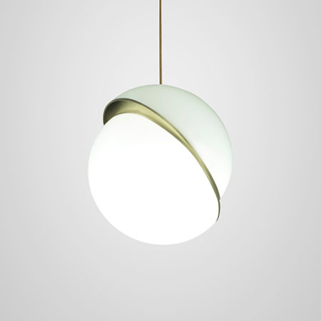 LEE BROOM CRESCENT(クレセント) LARGE PENDANT