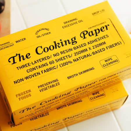 THE COOKING PAPER(クッキングペーパー)