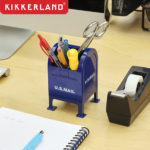 MAILBOX PEN HOLDER  KIKKERLAND