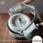 DOUBLE KITCHEN GLOVE / ダブル キッチン グローブ PUEBCO