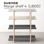 グラデーション棚。DUENDE Marge shelf 4 LBDD