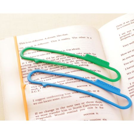 BOOKMARK RUBBER