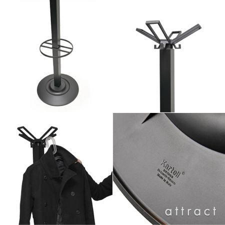 Kartell/カルテル Clothes stands/クローズスタンド