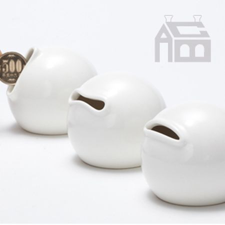 ideaco Piggy bank manmaru