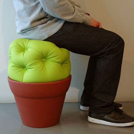 Cuctus Stool / DUTCH/SUMMER