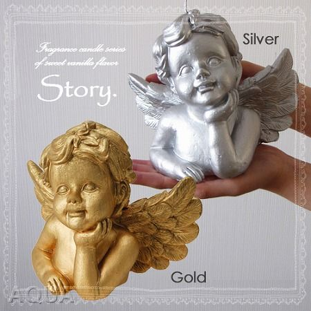 STORY FLAVER CANDLE ANGEL